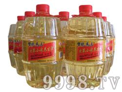 双龙马三虫草小米养生酒50度1Lx12