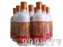 双龙马三高粱佳酿酒