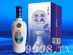 青花窖藏酒绵柔10
