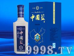 中国蓝酒1949