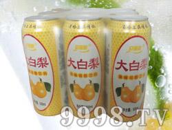 贝丽斯大白梨碳酸饮料9罐500ml