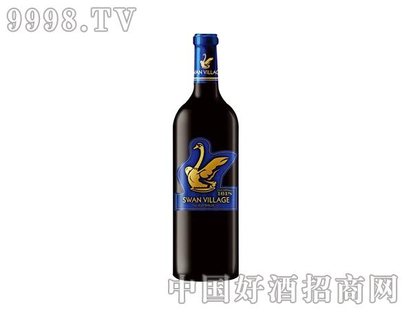 西澳·天鹅干红葡萄酒(蓝标)