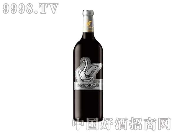 西澳·天鹅干红葡萄酒(银标)