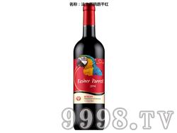 法兰西鹦鹉干红葡萄酒