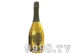 黑桃A香槟(金)