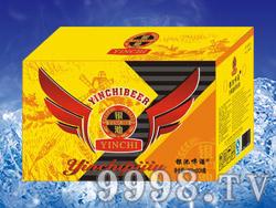银池啤酒通用箱330ml