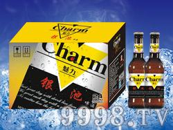 银池啤酒魅力人生330ml