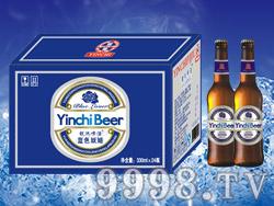 银池啤酒蓝色妖姬330ml