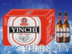 银池啤酒红尊330ml