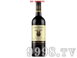 智鹿牧歌干红葡萄酒