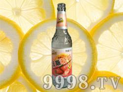汉斯橙爽草莓味碳酸饮料