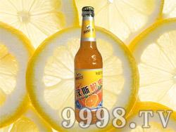 汉斯橙爽碳酸饮料
