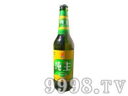 纯生精品啤酒