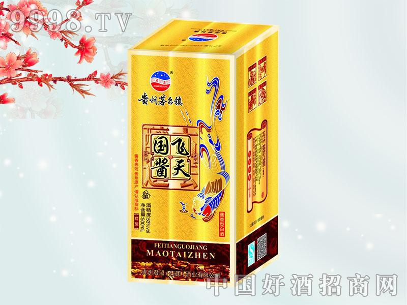 贵州茅台镇飞天国酱酒黄卡