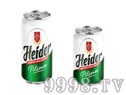 德国啤酒Heider啤酒海德尔啤酒(绿)