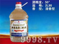 北京二锅头2l蓝标
