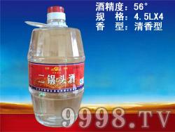 北京二锅头酒4.5L