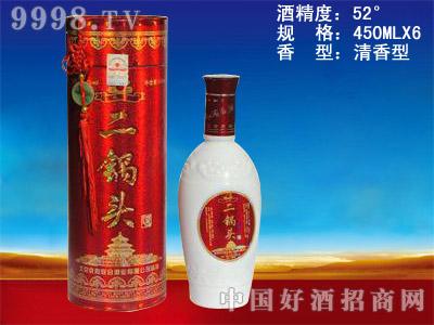 北京二锅头红福字