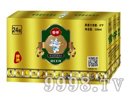 雪仔啤酒8度330mlx24瓶(箱)