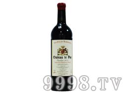 勒庞酒庄神之水滴干红葡萄酒
