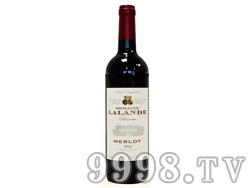 拉朗德庄园干红葡萄酒