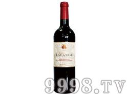 拉朗德男爵干红葡萄酒