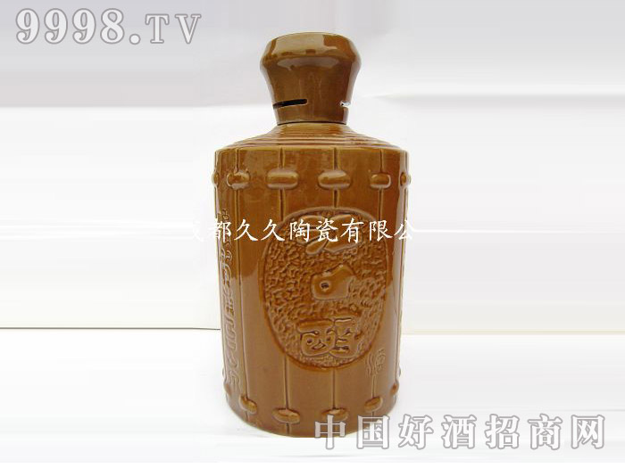 龙腾江口醇-500ml酒瓶
