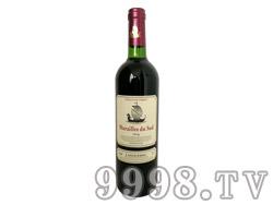 爱龙堡戴姆勒干红葡萄酒