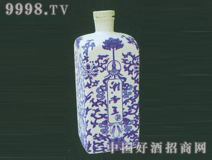 醴陵菊花酒瓶
