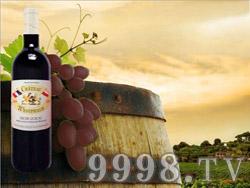 维特城堡红葡萄酒