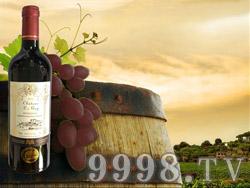 乐嘉小橡树干红葡萄酒