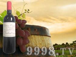 萨克城堡干红葡萄酒