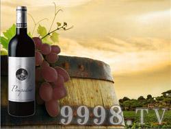 蓬帕杜侯爵夫人干红葡萄酒2013