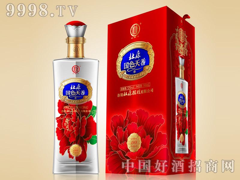 杜康国色天香(盛世1988)-白酒招商信息