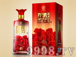 杜康国色天香(中国红)