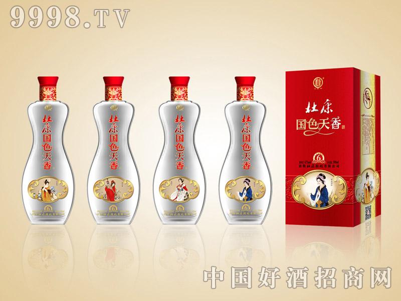 杜康国色天香(6)-白酒招商信息