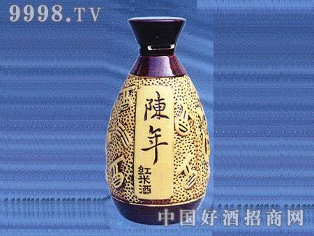 陈年红米酒酒瓶