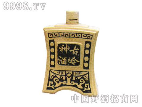 古岭神酒-酒瓶