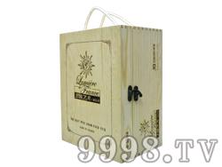 法国之光六瓶装通用木盒