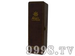 法国之光单支装皮制礼盒