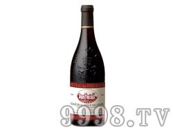 法国之光・教皇新堡罗氏庄园干红葡萄酒