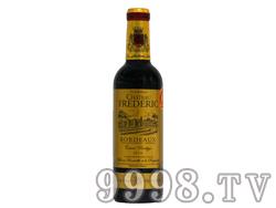 富来庄园干红葡萄酒(375ml)