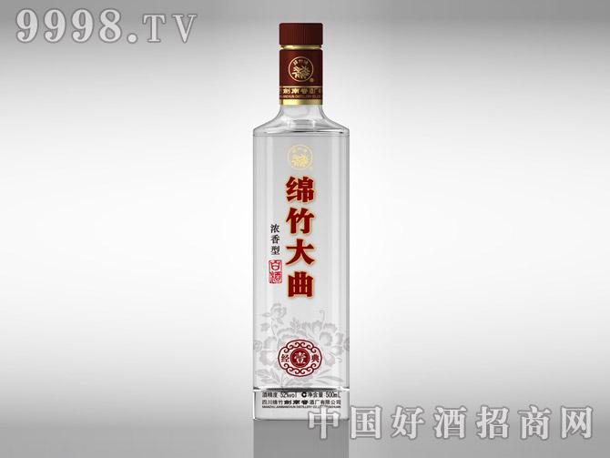 光瓶酒-绵竹大曲经典款-白酒招商信息