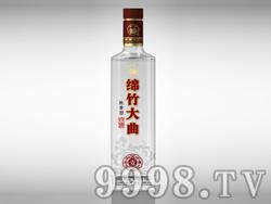 光瓶酒-绵竹大曲经典款