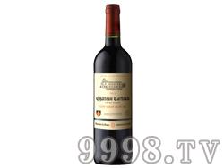 卡特庄园干红葡萄酒