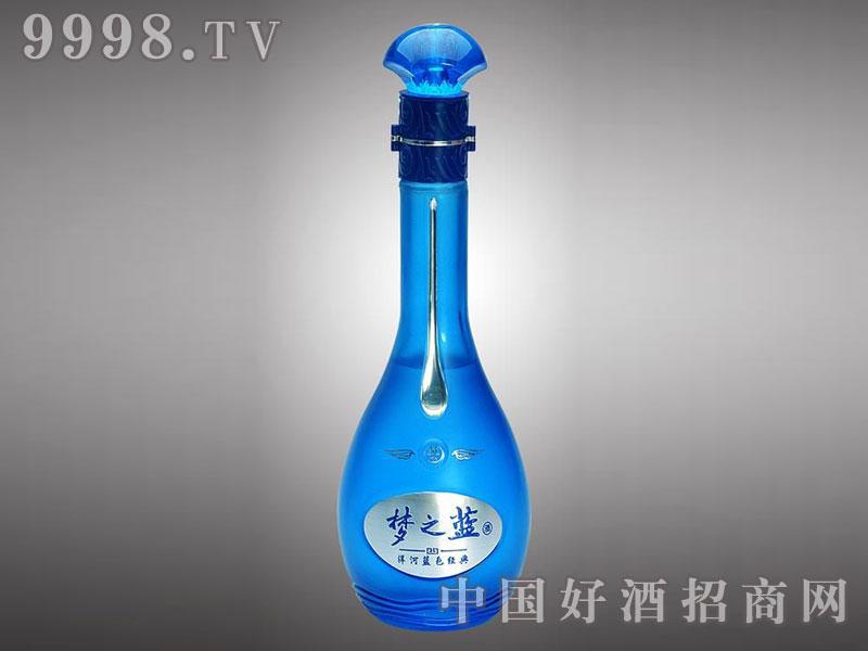 儒诚透明釉工艺瓶・梦之蓝