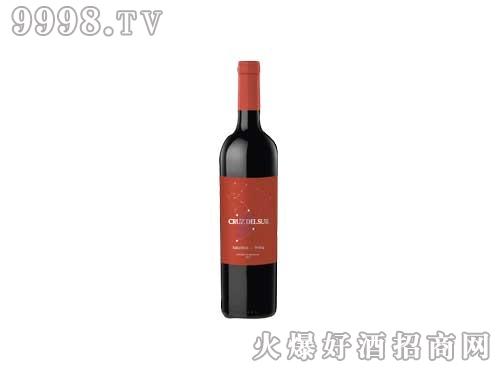 阿根廷南十字星伯纳达西拉干红葡萄酒