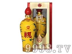 山谷泉亲系列(黄)酒