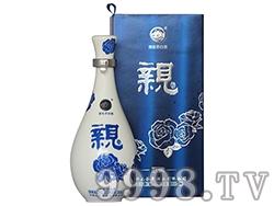 山谷泉亲系列(蓝)酒
