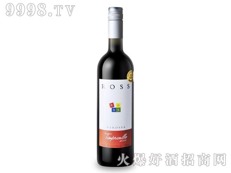 罗斯庄园添普兰尼洛干红葡萄酒2008